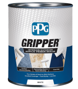 PPG Gripper is one of my favorite choices for primer.